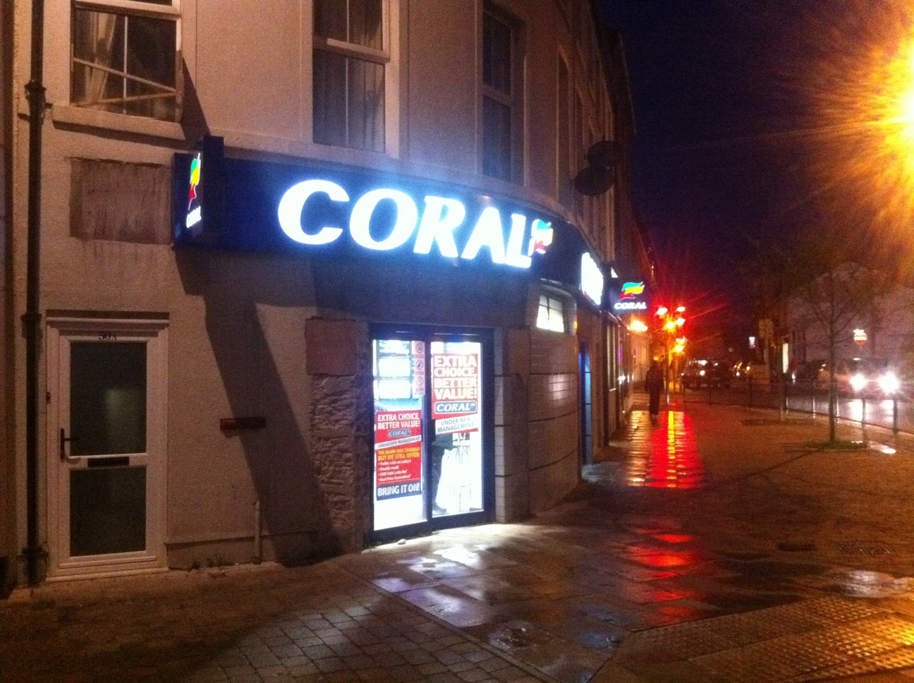 Coral Chas Kendal Sites